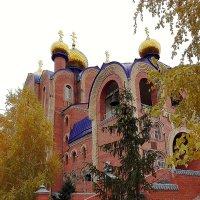 Серафимо-Иверский собор — православный храм Экибастуза :: TATYANA PODYMA
