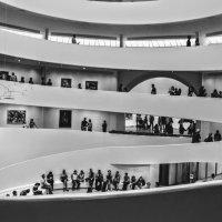 Guggenheim museum :: Arman S