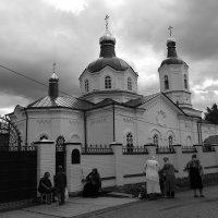Церковь Покрова Богородицы - Верхоту́рье. :: Олег Дейнега
