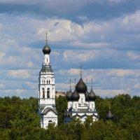ХРАМ КАЗАНСКОЙ ИКОНЫ БОЖИЕЙ МАТЕРИ :: ВЛАДИМИР