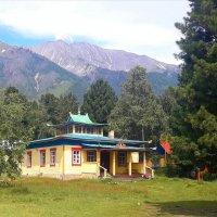 Дацан Бодхидхарма в Аршане :: Виктория Исполатова