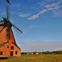 Ветряная мельница голландского типа. :: donat
