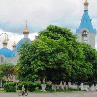 Голубые купола :: Татьяна Овчинникова