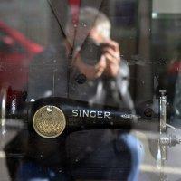 Я и Singer. :: Стас