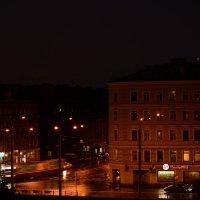 Ночной Питер :: Андрей + Ирина Степановы