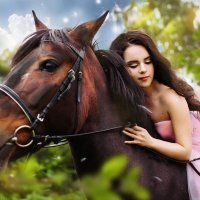Женечка) Осенняя сказка :: Катя титова