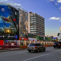 Центр Новосибирска :: Viacheslav Birukov