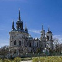Церковь в честь иконы Владимирской Божьей Матери (Баженовская) :: Владимир Иванов