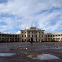 Дворец после дождя. :: Алексей Цветков