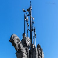 Монумент «Ледовое побоище» :: Виктор Желенговский