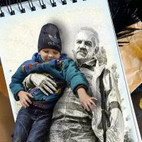 Рисунок... :: Александр Мартынов