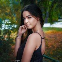 Милая Анна :: Александр Дробков