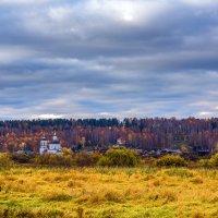 Осень на дворе :: Сергей Добрыднев
