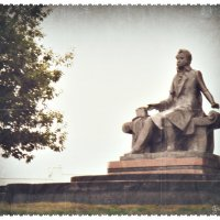 А.С. Пушкин :: Михаил Цегалко