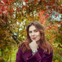 Осенний портрет :: Наталья Кравченко