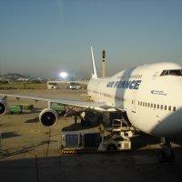 Аэропорт Галеан, Рио-де-Жанейро :: Андрей Лавров