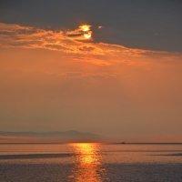 Байкальское утро :: ДенKZ341 ***