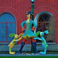 Царь Пётр и зайцы... :: Sergey Gordoff