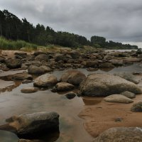 Пляж :: Дмитрий Близнюченко