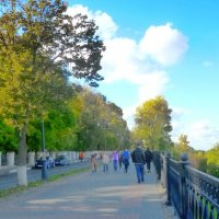 Прогулка по Откосу :: Mary Коллар