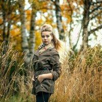 Осень под ногами на подошве :: Женя Рыжов