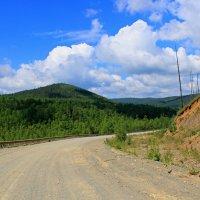 По дороге в Большое Голоустное :: Roman PETROV