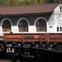 Вокзал :: Екатерина Жукова