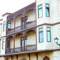 Архитектура г. Баку :: Алла ZALLA