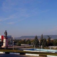 Осень в Бахчисарае :: Александр Рыжов