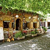 Уличное кафе :: Андрей K.