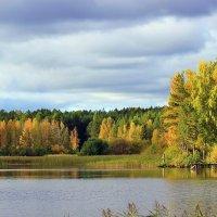 Осень в залив :: Александр Щеклеин