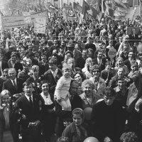 Минск, 1 мая 1972 года. :: Юрий Иванов
