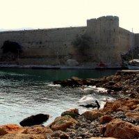 Крепость в Гирне (Кирении) :: Елена Даньшина