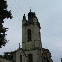 Звонница   18   столетия   в   Львове :: Андрей  Васильевич Коляскин