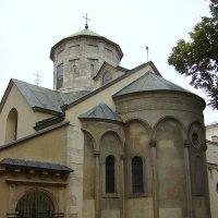 Армянская   церковь  в   Львове :: Андрей  Васильевич Коляскин