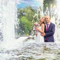у фонтана :: Александра Ломовцева