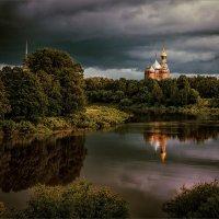 Перед грозой... :: Александр Никитинский