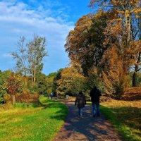Дорога в осень :: Nina Yudicheva