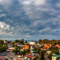 Еще один вид с балкона гостиницы! :: Андрей Гриничев