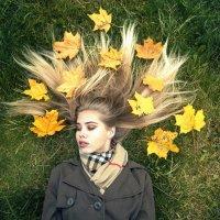 Кленовые листья :: Женя Рыжов