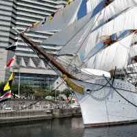 "Парусник ""Nippon Maru"" Yokohama :: Swetlana V"
