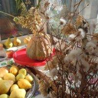 Осенний натюрморт с одуванчиками!... :: Алекс Аро Аро