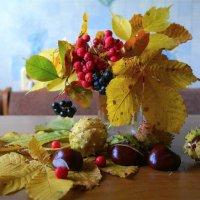 Осенний натюрморт :: Татьяна Носова