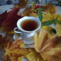 Осенний чай :: BoxerMak Mak