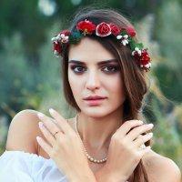 Богиня Осень :: Елена Нор