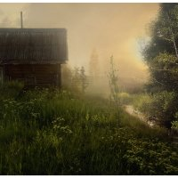 Домик в деревне :: Sergii VIdov
