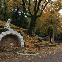 Лопатинский сад :: Татьяна Панчешная