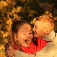 Счастливое детство :: Natalia Petrenko