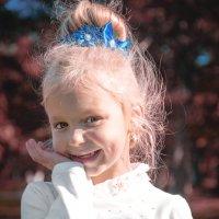 Осенние прогулки с детками :: Лидия Марынченко