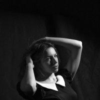 Портрет девушки :: Борис Лебедев